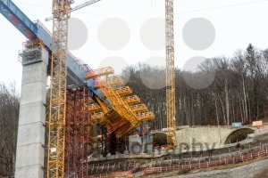 New tunnel construction - Stuttgart 21, Aichelberg - franky242 photography