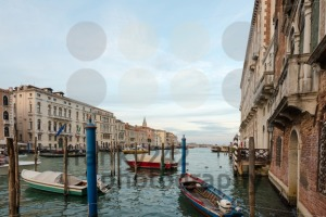 Venice skyline with boats - franky242 photography