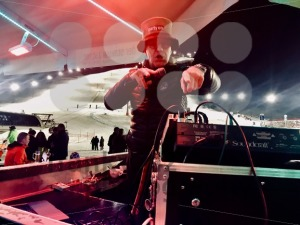 Apres ski party with DJ in Saalbach-Hinterglemm - franky242 photography