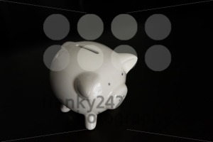 Piggy bank with room for your text - franky242 photography