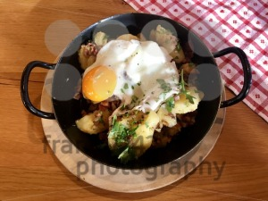 Tiroler Groestl, a traditional dish from Tirol, Austria - franky242 photography