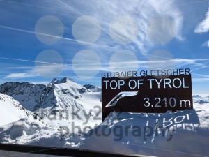 Top of the Stubai glacier ski resort - franky242 photography