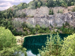 Hoewenegg lake and nature reserve in a former volcanic crater - franky242 photography