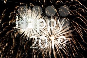 Happy New Year 2019 - franky242 photography
