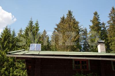 Solar power Stock Photo