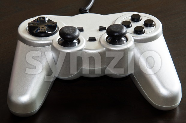 Game Controller Stock Photo