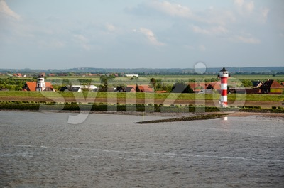 Altes Land in Hamburg, Germany Stock Photo