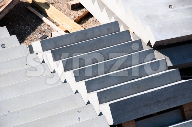 Construction Materials Stock Photo