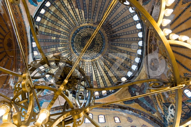 Hagia Sofia Stock Photo