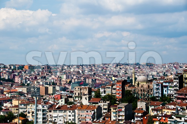 Istanbul - City Stock Photo
