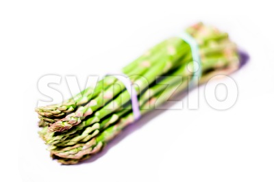 Abstract: Asparagus Stock Photo