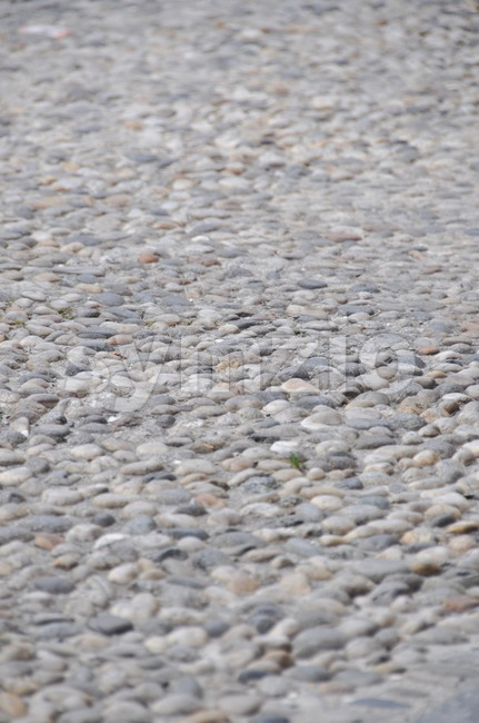 Vertical stones background Stock Photo