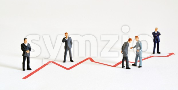 Business Development Stock Photo