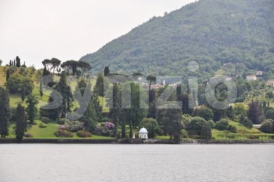 Bellagio, Lake Como Stock Photo