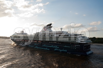 Mein Schiff 2 Stock Photo