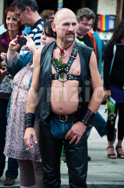 CSD - Christopher Street Day 2011 in Stuttgart, Germany Stock Photo