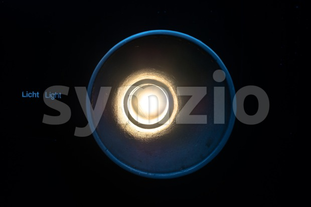 abstract light concept Stock Photo