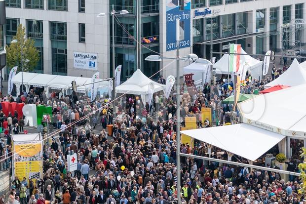 3 October - German Day - Tag der Deutschen Einheit Stock Photo