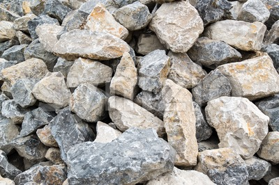 Large rocks background Stock Photo