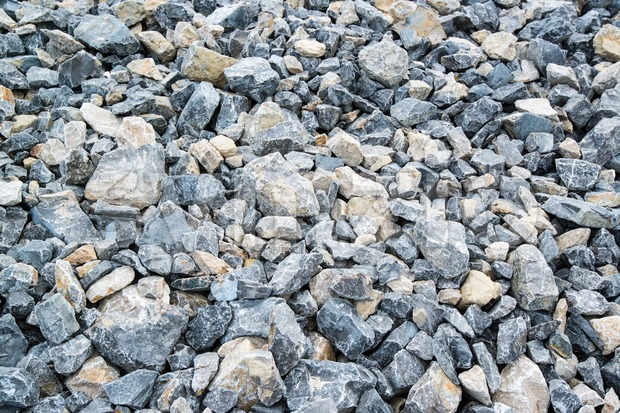 Rocks background Stock Photo