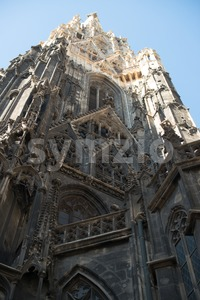St.Stephan Cathedral, Vienna, Austria Stock Photo