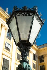 Schoenbrunn Palace, Vienna, Austria Stock Photo