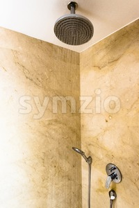 head shower Stock Photo