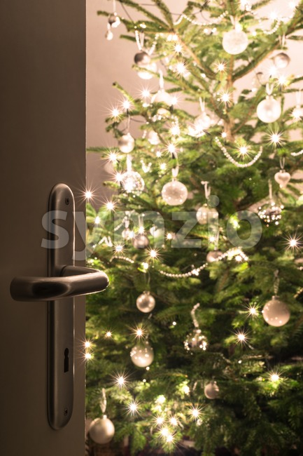 Christmas is close Stock Photo