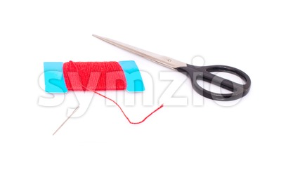 Sewing Essentials Stock Photo