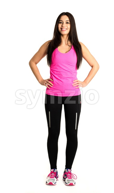 Your personal trainer Stock Photo
