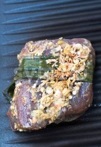 Tuna Steak BBQ Stock Photo