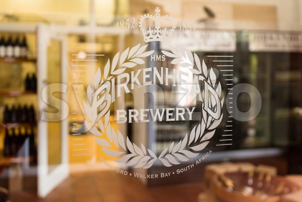 Birkenhead Craft Beer Brewery, South Africa Stock Photo