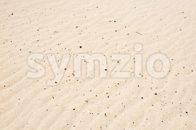 Sand texture closeup Stock Photo