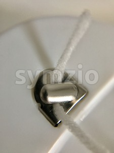 Dental floss detail Stock Photo