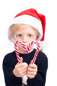 Love Christmas Stock Photo