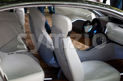 Pininfarina Cambiano Concept Car Stock Photo
