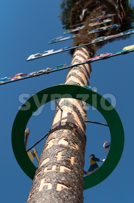 May pole Stock Photo