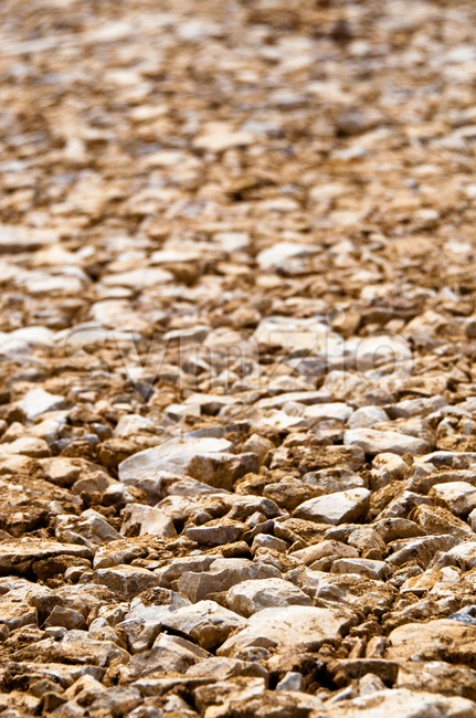 Gravel Background Stock Photo