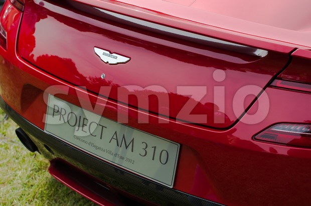 Aston Martion Project AM 310 - World premiere Stock Photo