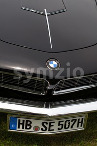 BMW Sign Stock Photo