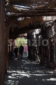 Marrakech Souk Stock Photo